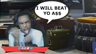 Playing Fortnite With YBN Almighty Jay & Diss God Made Me RAGE