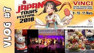 [VLOG#7] Japan Tours Festival 2018