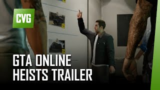 GTA Online Heists Trailer - GTA 5