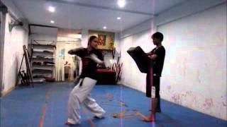 Sexy Kunoichi Ninja girl. M.V. 2