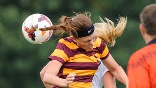 Gopher Soccer Plays Ohio State to 0-0 Draw