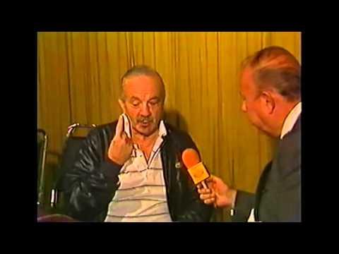 Entrevista a Astor Piazzolla compositor del Tango Argentino
