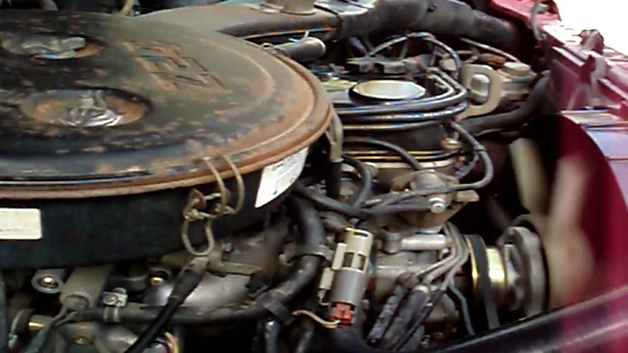 1989 NISSAN D21 With Z24i Engine