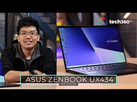 Asus ZenBook UX434 Review: Perhaps The Laptop For Most ...