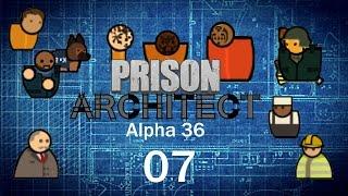 Stone Cold Killer | Prison Architect Alpha 36 | Episode 7