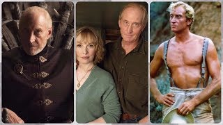 Charles Dance (Tywin Lannister in Game of Thrones) Rare Photos | Family | Friends