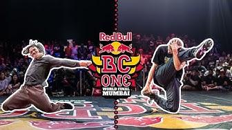 B-Boy Killa Kolya vs B-Boy Moa   Last Chance Cypher Quarterfinal   Red Bull BC One World Final 2019