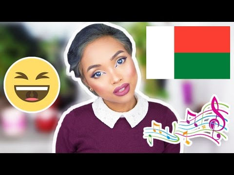 Malagasy Tag in Malagasy (language in Madagascar) with english subs | CookieChipIry