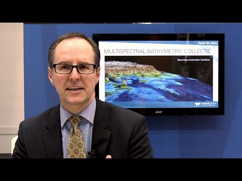 Teledyne Optech GM talks about LiDAR industry, data management and smart cities