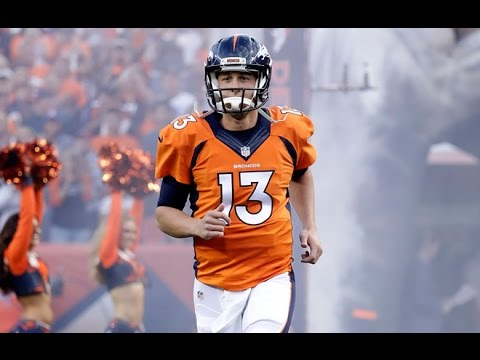 Trevor Siemian Full Broncos Highlights