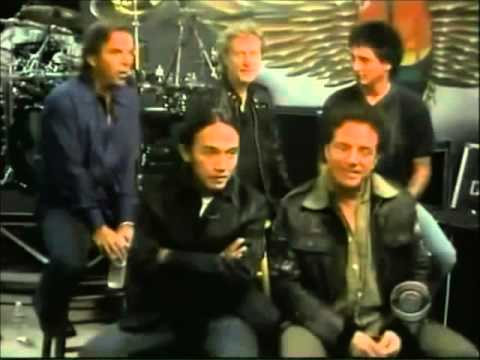 Journey - CBS Interview From 2008