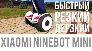 Обзор Xiaomi Ninebot Mini