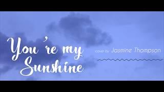 You're my Sunshine Lyrics Video [Eng + Indo]