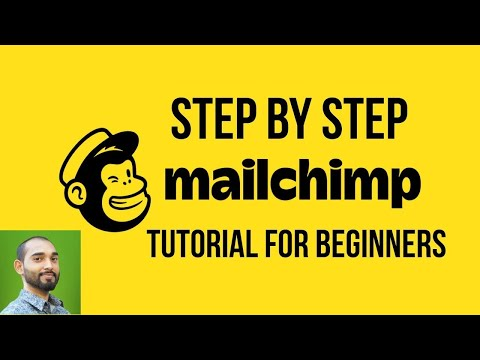 Step by Step Email Marketing Tutorial | Mailchimp Tutorial for Beginners (2019)