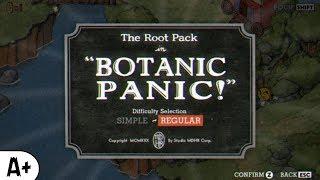 Cuphead - Botanic Panic
