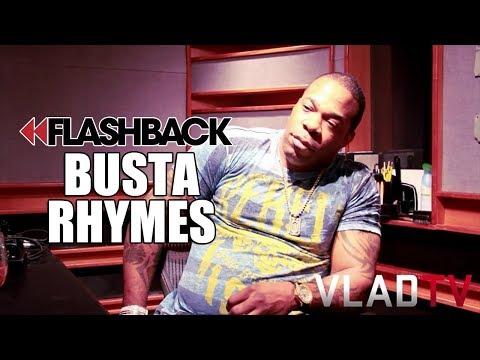 "Flashback: Busta Rhymes Reacts to  Vlad Saying Biggie Got Him on ""Flava In Ya Ear Remix"""