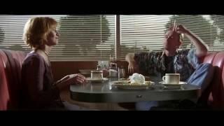 """Cцена в ресторане из фильма """"Криминальное чтиво"""" (1994)"""