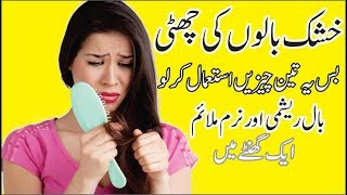 Hair Mask for Dull hair || hair mask for dry hair  || diy hair mask for frizzy dry