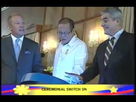 Globe Network Modernization @ Malacanan Palace - Part 2/4