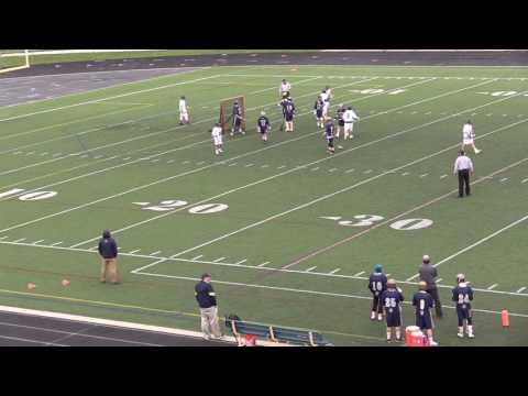 CLARKSTON LACROSSE JV: Game vs Stoney Creek 4-29-17