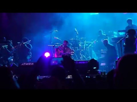LAURYN HILL - War In The Mind(Freedom Time) [live at Tobago Jazz Experience 2016]