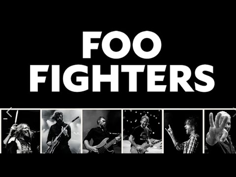 Foo Fighters announce rescheduled 2020 tour dates ..!