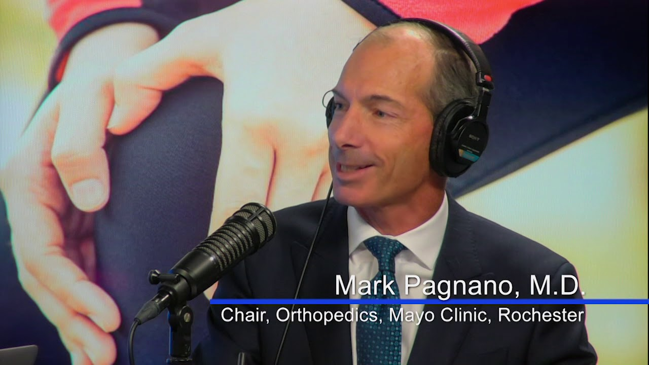 Partial knee replacement: Mayo Clinic Radio