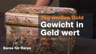 Händlerschlacht übertrifft sogar die prächtige Expertise - Bares für Rares vom 07.09.2018 | ZDF