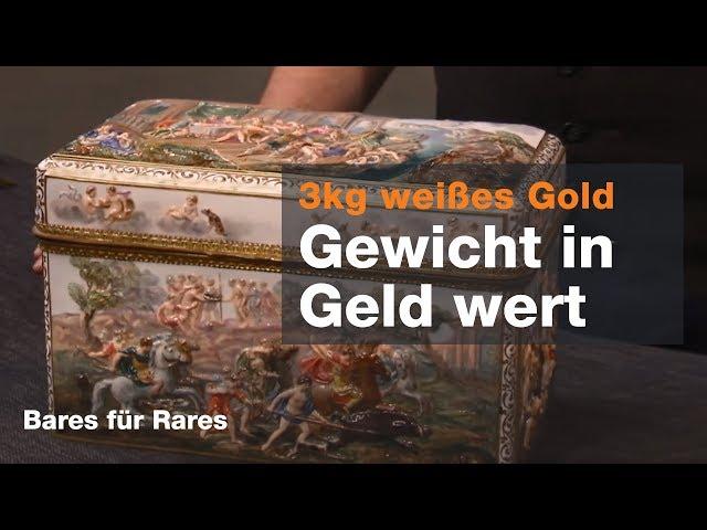 Händlerschlacht übertrifft sogar die prächtige Expertise - Bares für Rares vom 07.09.2018   ZDF