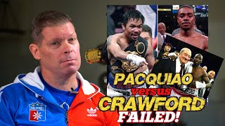 Why DId Pacquiao Choose Spence, Not Crawford?