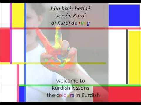 Kurdish language