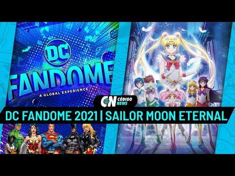 Sailor Moon,  Michael Collins y DC FanDome | Código News, 1ro de mayo