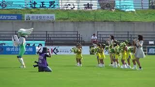 ガイナーレ鳥取の試合前に行われた、Chelipによるガイナマン体操です。 ...