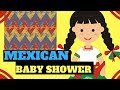Mexican Baby Shower Banner DIY Printable Guide