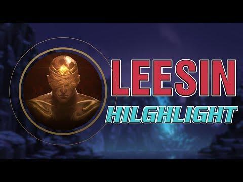 LMHT 2Light | Những cú đá hài hước của anh chàng mù Leesin