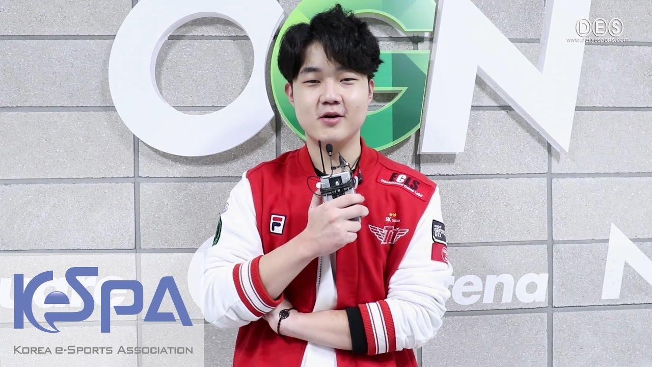 2017 LoL Champions Korea Spring - SKT Huni Interview (+ EN/CN Sub) - YouTube