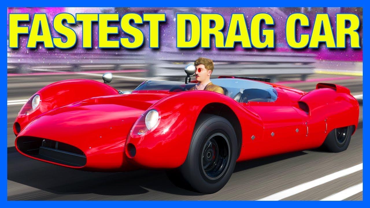 Forza Horizon 4 : THE NEW FASTEST DRAG CAR!!