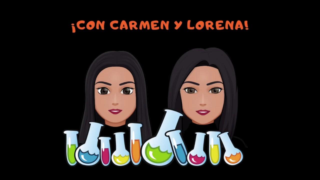 La ciencia se hace amena con Carmen y Lorena: la lluvia