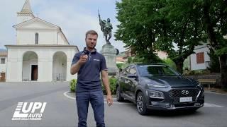 Recensione Hyundai Kona Hybrid - Prova Video