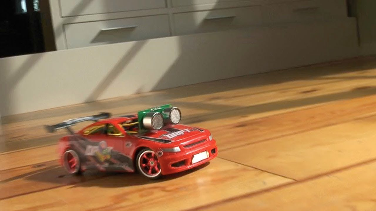 The Latest In Hobby Robotics