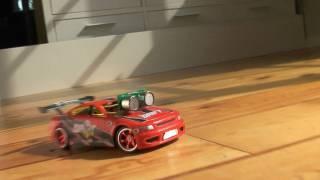 Drifting Robot Car - The Latest in Hobby Robotics