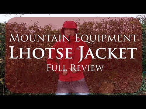 *NEW* Mountain Equipment Lhotse Jacket Full Review
