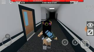 Roblox-Flee the facility {Hj e o dia ruim do flee!!! }