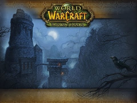 Karazhan Entrance - World of Warcraft - YouTube