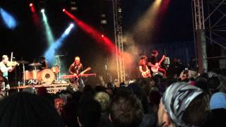 Yellowcard - Lights And Sounds (Live) @ Download Festival 2015, 14-06-2015