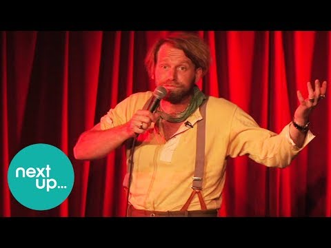 Tony Law - Comedy Clubs | Next Up Comedy