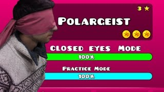 Geometry Dash - Level Three Closed Eyes