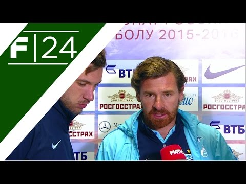 Andre Villas Boas to take a year off after Zenit exit