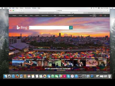 Bing vs. Google vs. DuckDuckGo