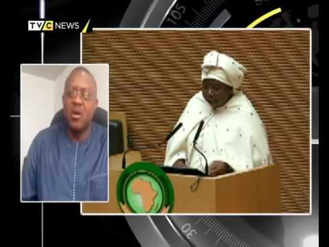 Interview with Spokesperson, African Union Commission Jacob Enoh Eben | TVC News
